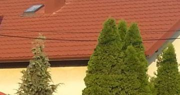 Családi ház, nyeregtető